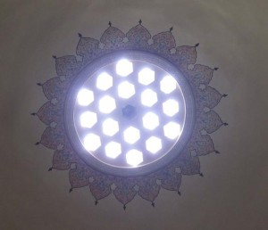 plafondbloem
